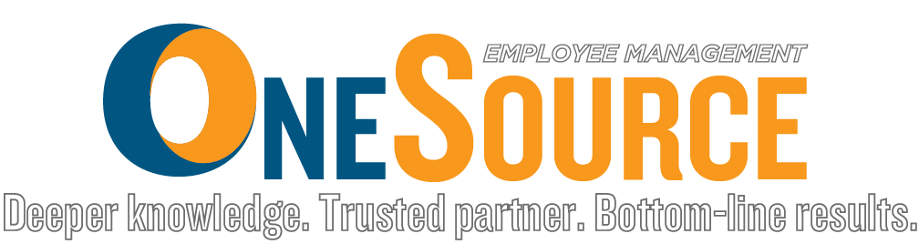 A Partner With Knowledge - OneSource Employee Management